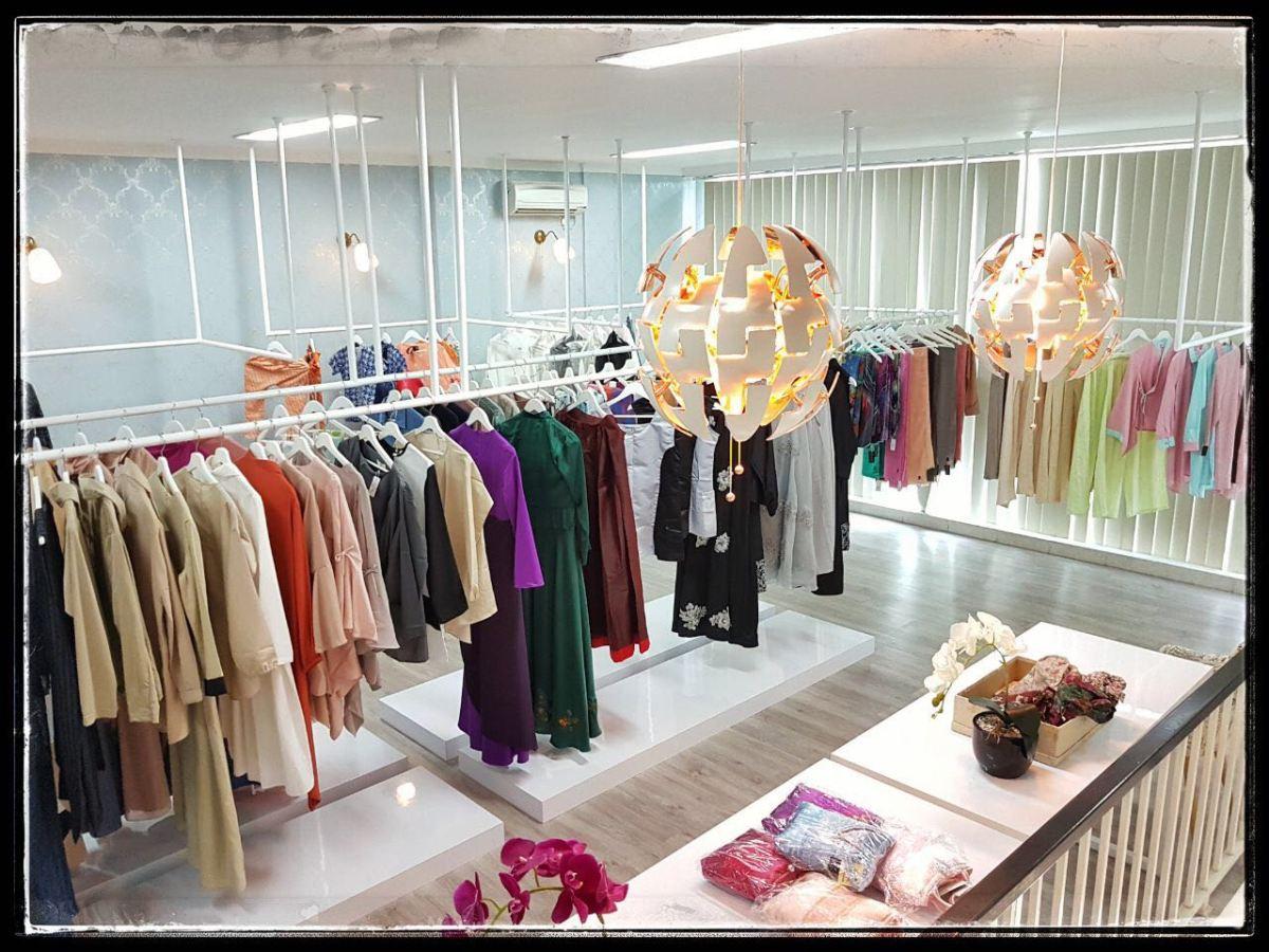 Butik Hijab Fashion Designer di Bintaro Ini Wajib Dilihat